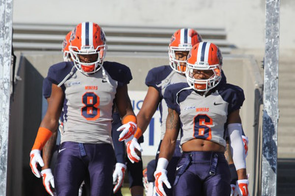 Utep Football Roster Is Updated With A Few Additions For Spring