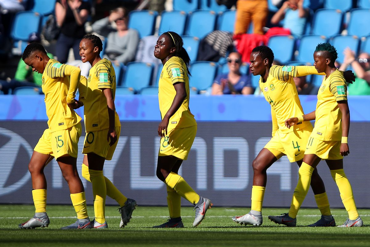 Spain v South Africa: Group B - 2019 FIFA Women's World Cup France