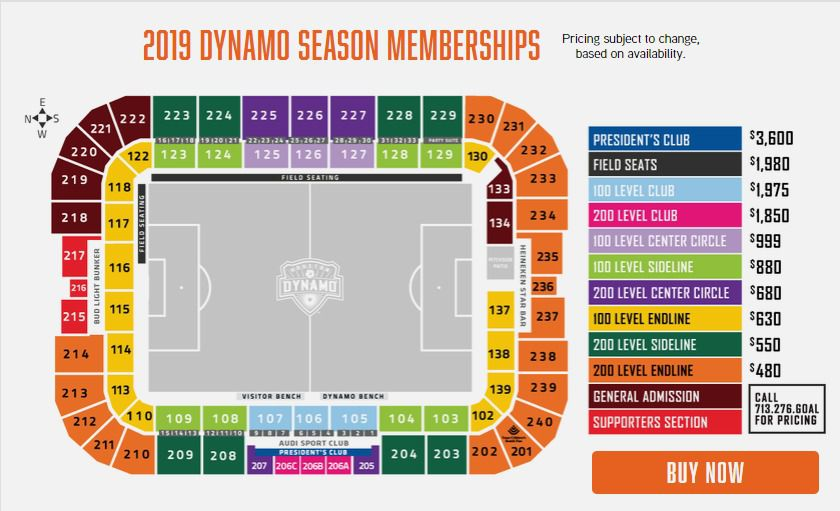 Who Has The Best Season Ticket Prices In Mls Big D Soccer