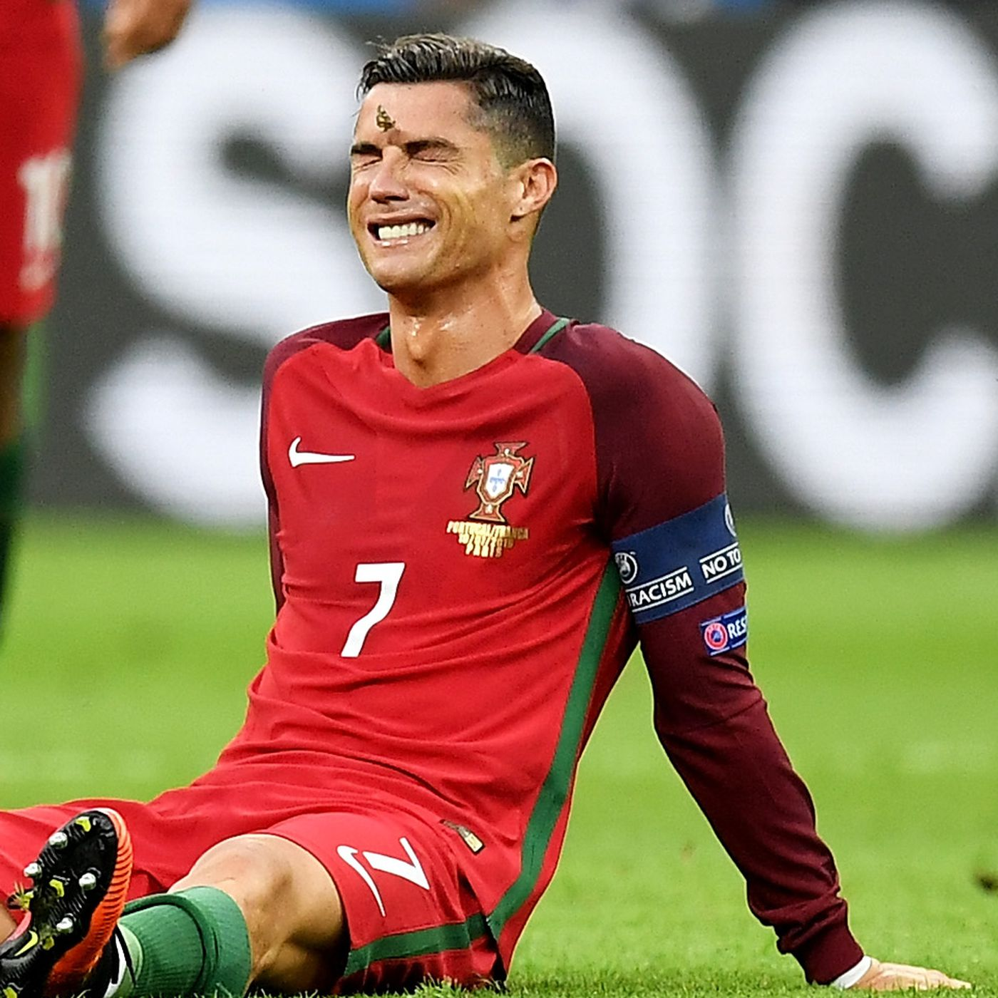 First Medical Report Cristiano Ronaldo S Knee Injury Confirmed Managing Madrid