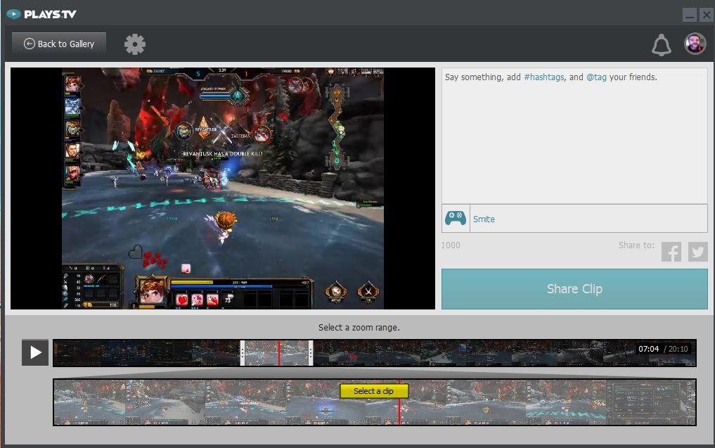 Plays.tv client edit screenshot 1017