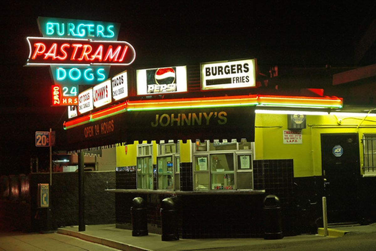 Johnny's Pastrami since 1956.