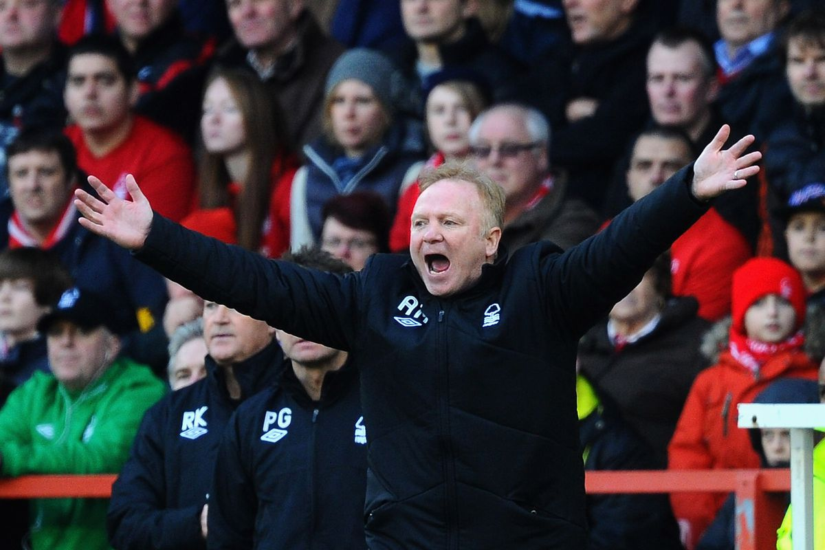 Nottingham Forest v Oldham Athletic - FA Cup Third Round