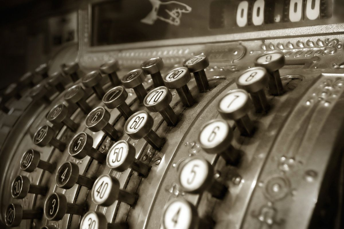 How the Cash Register Evolved From Abacus to iPad