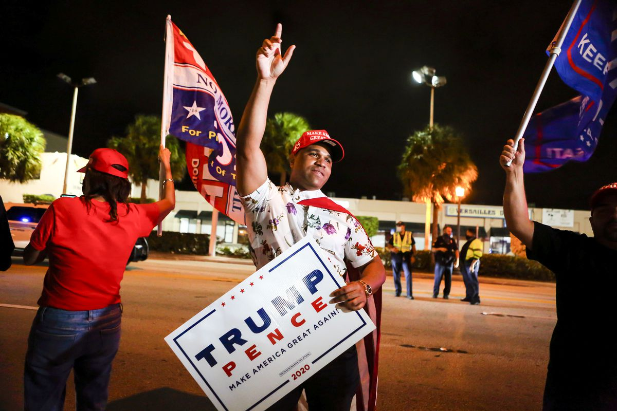 Trump's performance with Hispanic voters in 2020 should prompt some progressive rethinking
