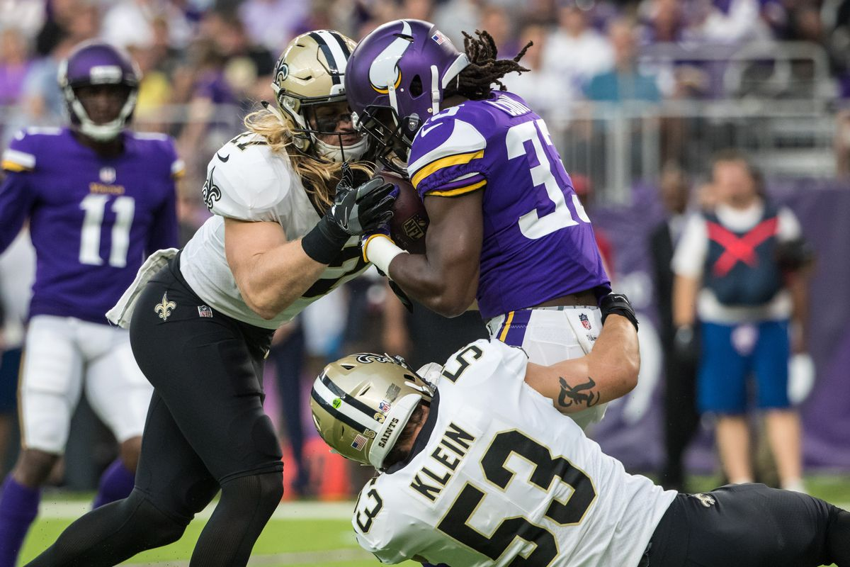 Saints vs  Vikings 2019 Preseason: TV Schedule, Online