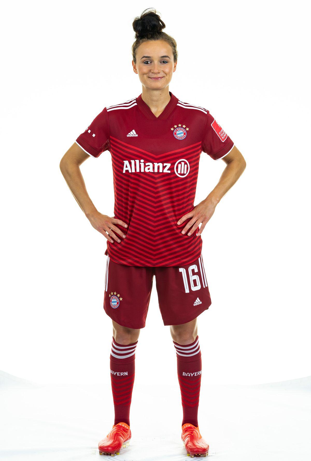 FC Bayern München Women's - Team Presentation