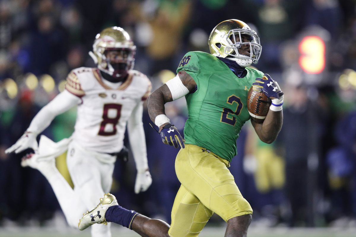 Florida State v Notre Dame