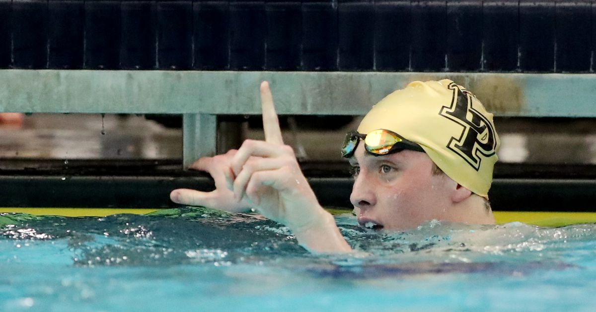 High school swimming: Final top performances from 2019-2020 season, including 4 new state records