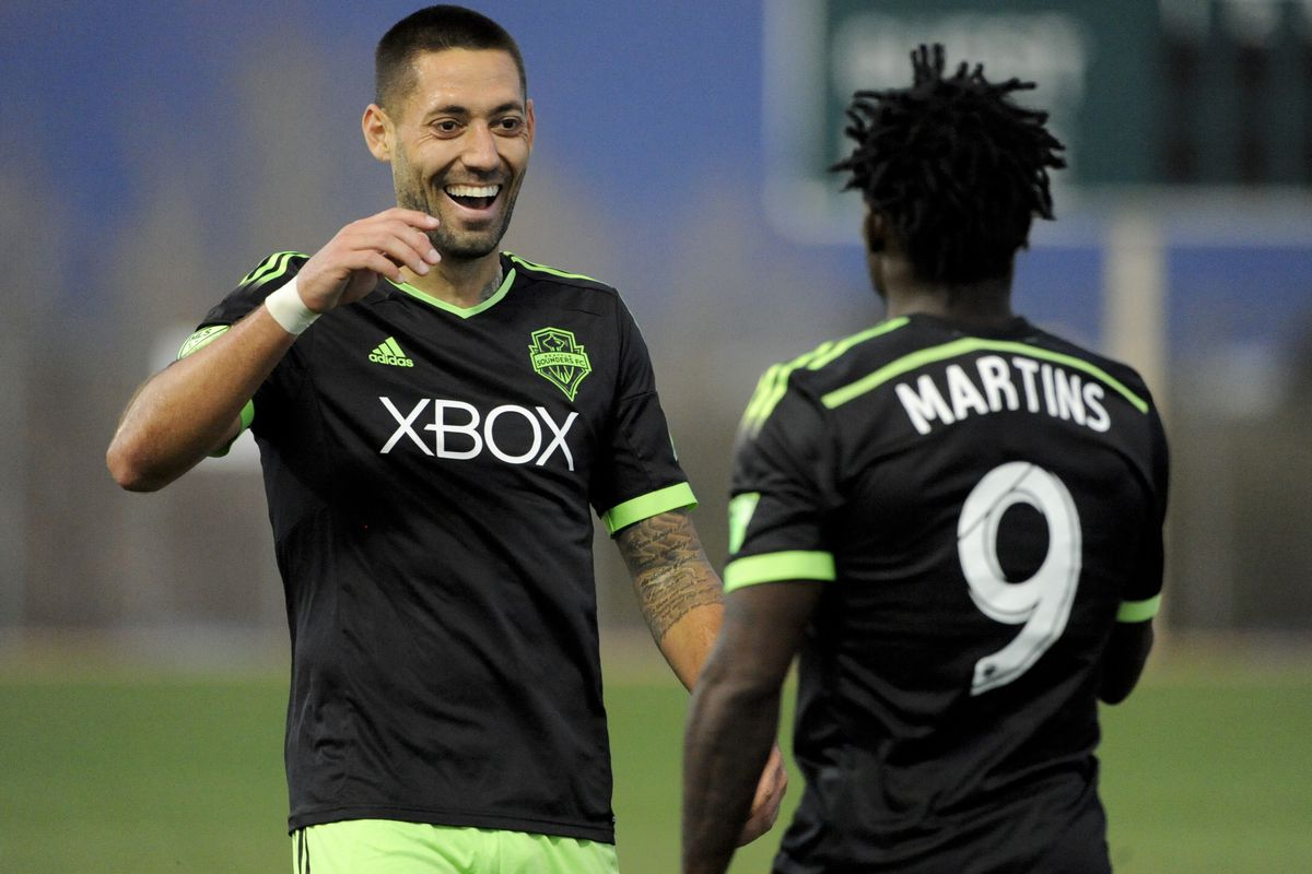 Seattle has a lethal and dynamic duo up top with Martins and Dempsey pulling the strings.