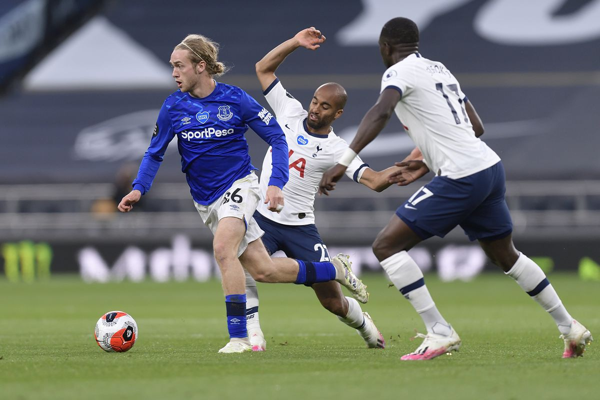 Tottenham Hotspur vs. Everton: preview, predicted lineup, and how to watch  - Cartilage Free Captain