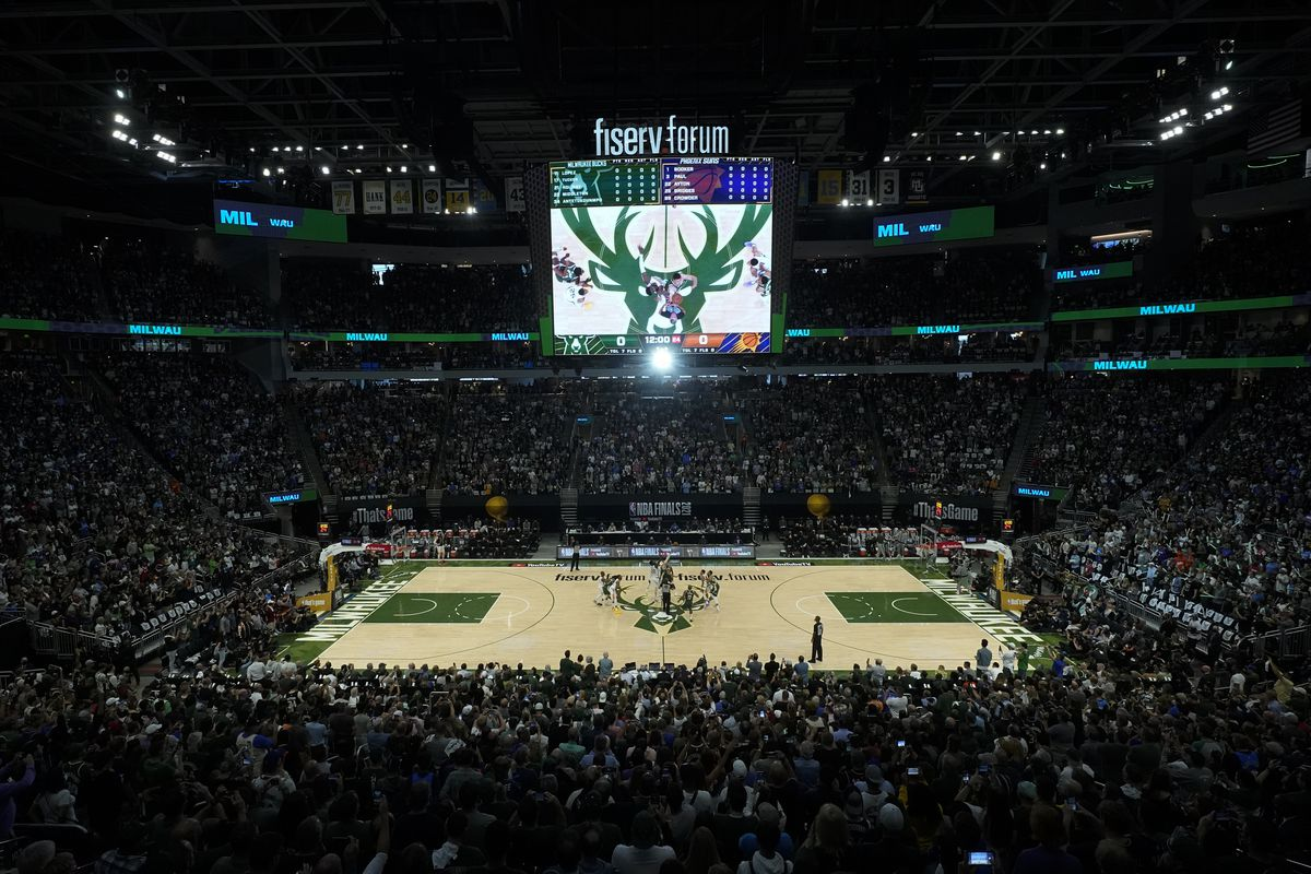 The Bucks can win the NBA title Tuesday night at home.