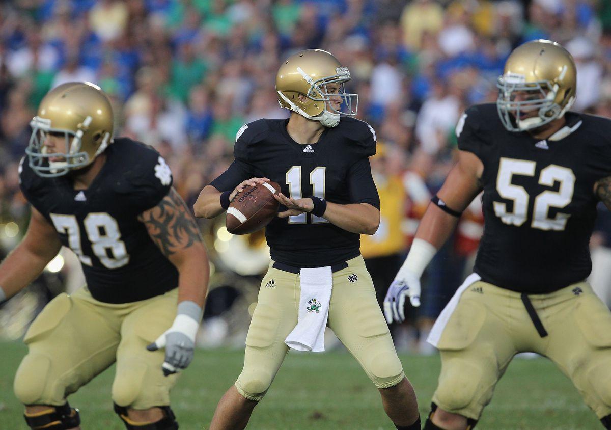 South Florida v Notre Dame