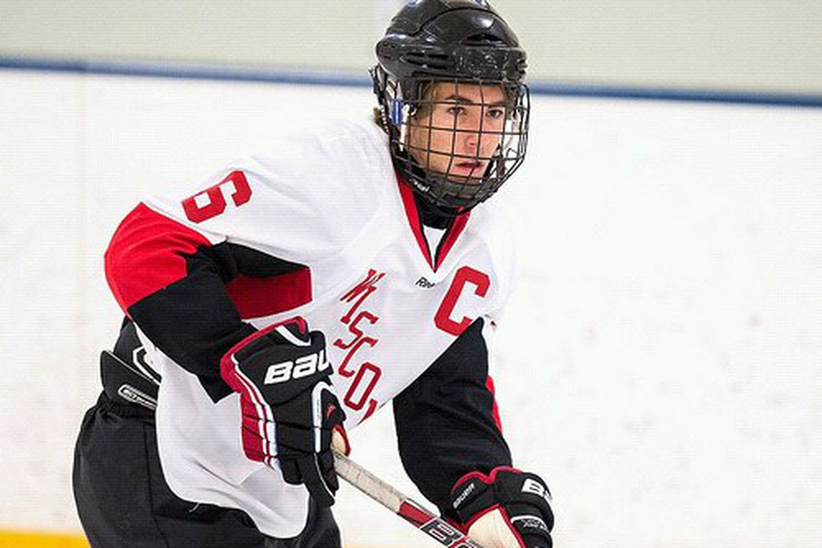 Wisconsin defense recruit Matt Berkovitz will be in Fond du Lac for Central District tryouts.