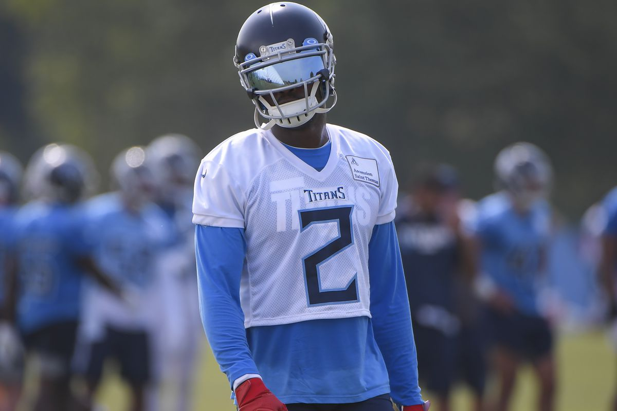 NFL: Tennessee Titans Training Camp
