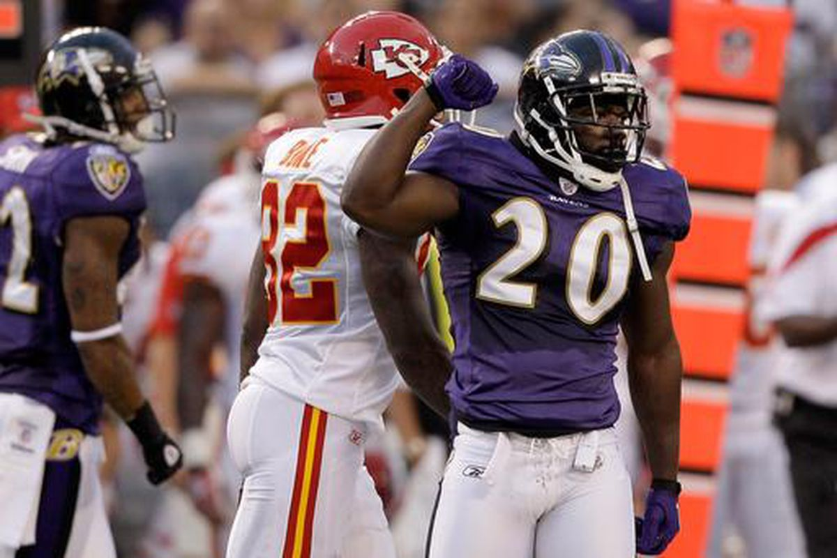 The Baltimore Ravens are our pick to hoist the Lombardi Trophy in Super Bowl XLVI