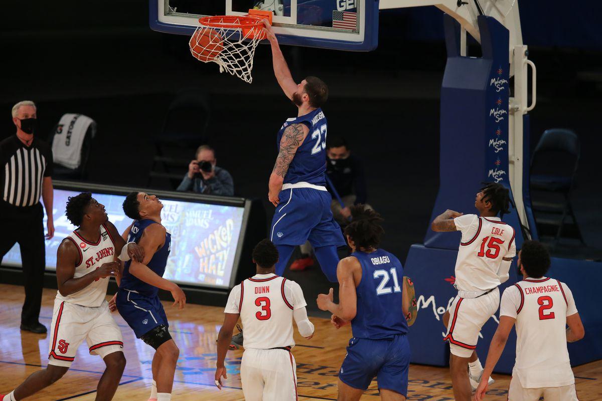 NCAA Basketball: Big East Conference Tournament-St. John vs Seton Hall