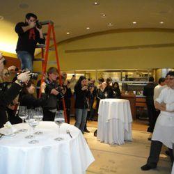 Photogs, chefs.