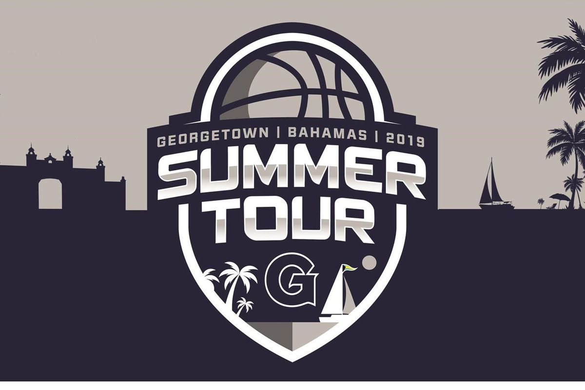 SUMMER TOUR: Georgetown's Bahamian Exhibition Games - Casual Hoya