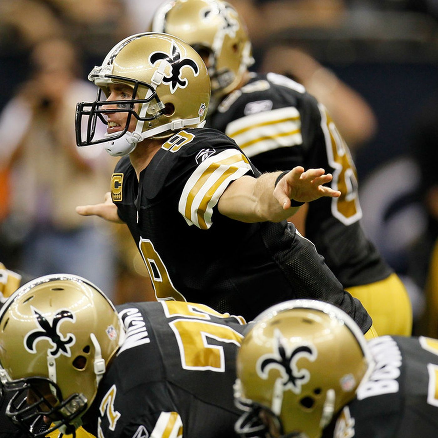 2017 Nfl Draft Results New Orleans Saints Offensive Depth Chart Update
