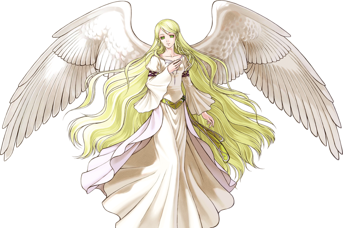 Leanne in Fire Emblem Path of Radiance