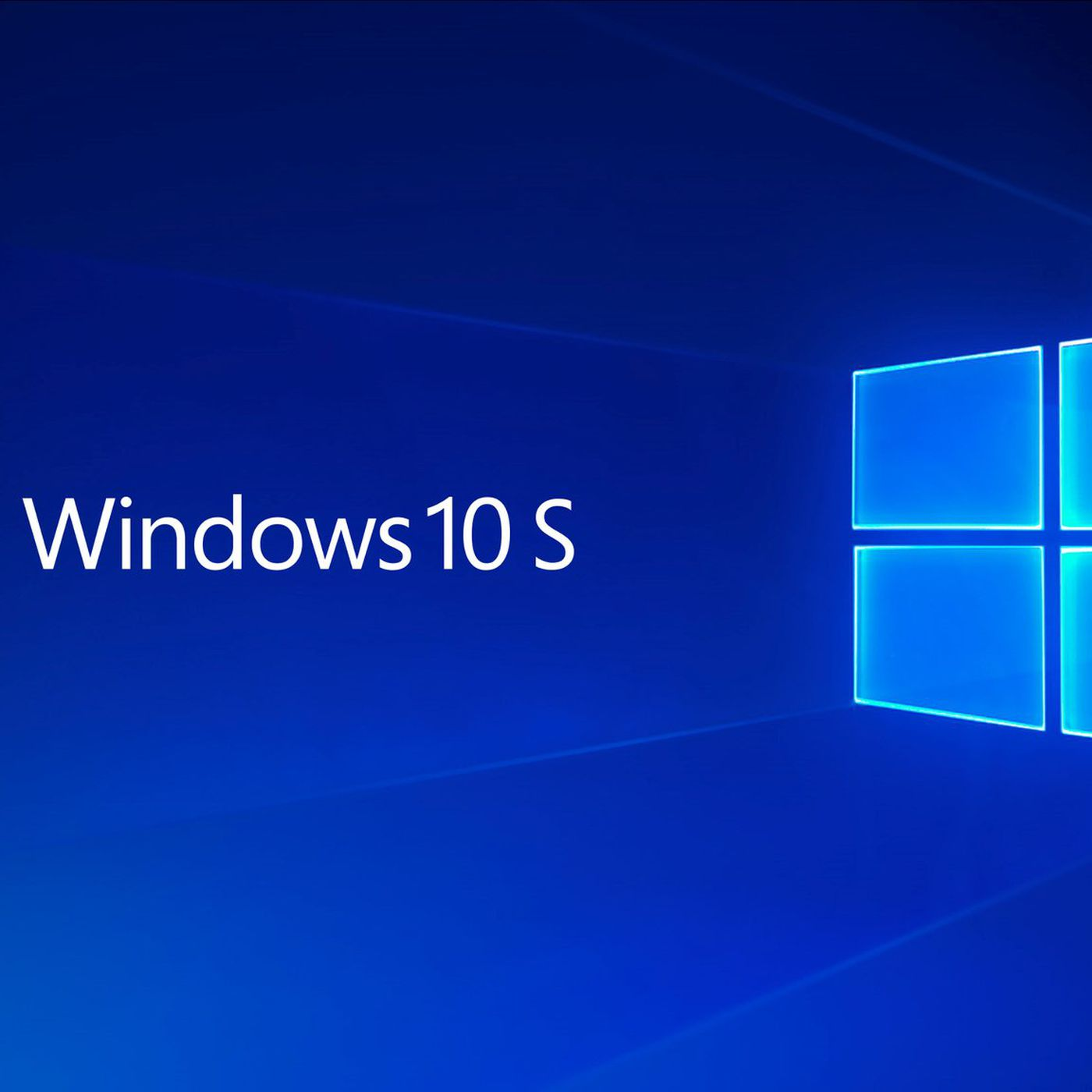 Windows 10 S Is Microsofts Answer To Chrome Os The Verge