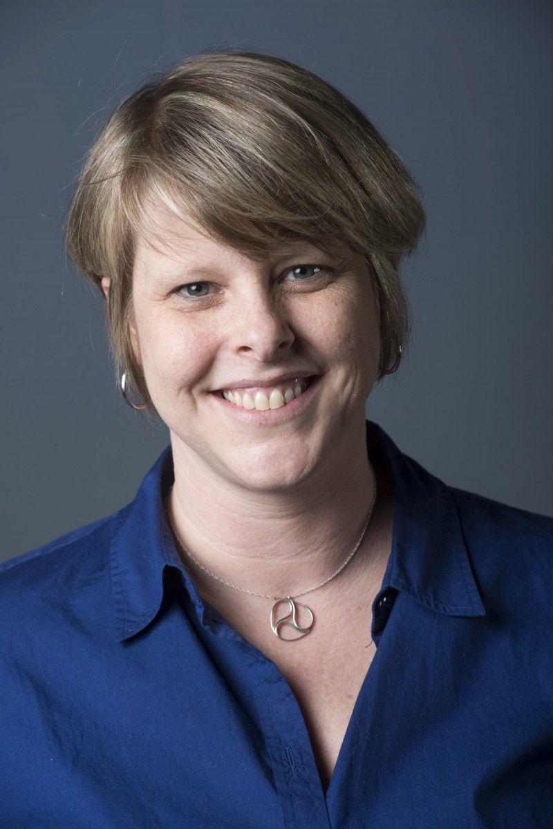 Kelli Strickland, adviser for The Hypocrites theater company. (Photo: Courtesy of The Hypocrites)