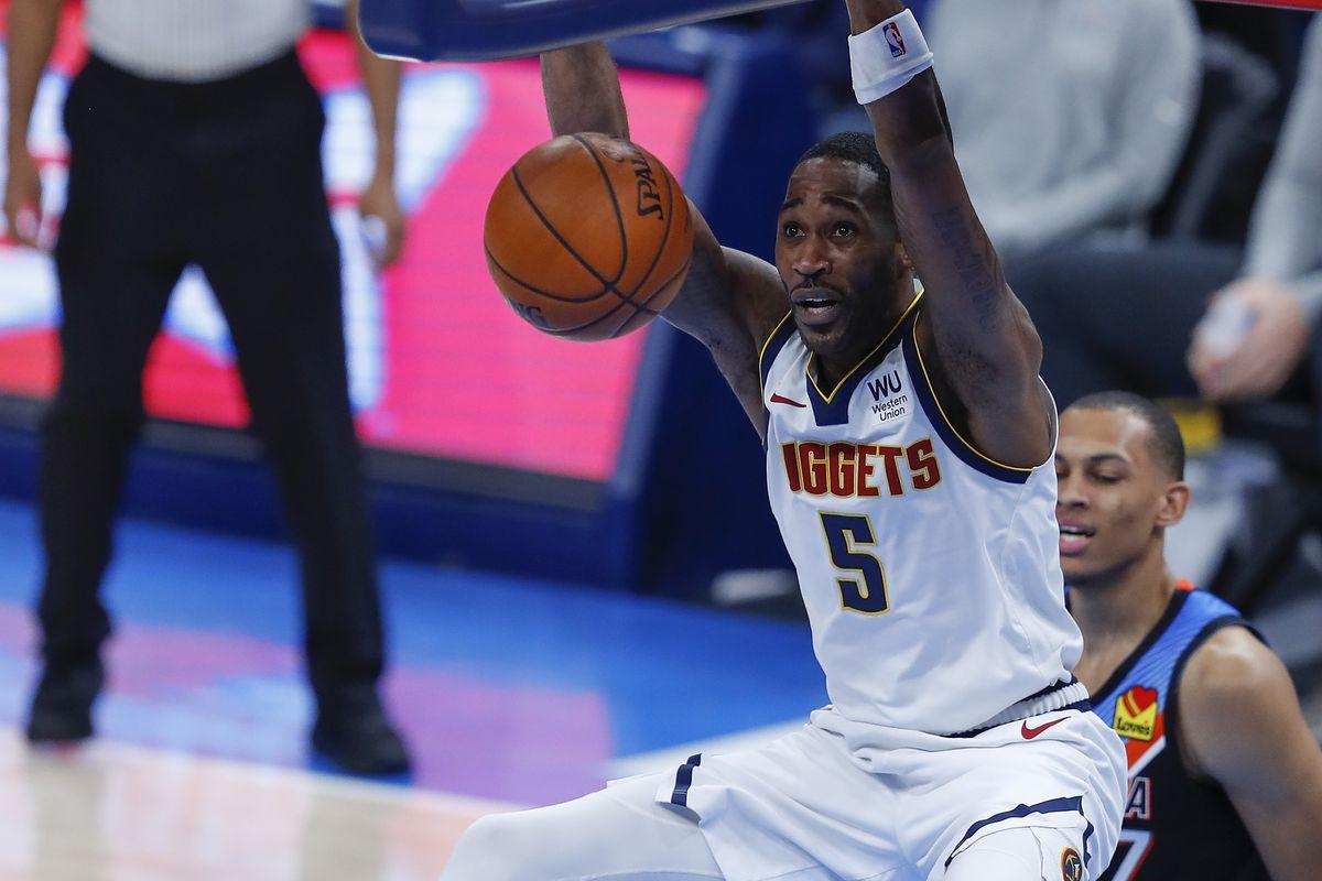 NBA: Denver Nuggets at Oklahoma City Thunder