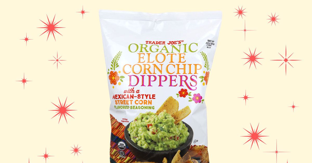 The Best Chips at Trader Joe's Were Made for Thick Dips