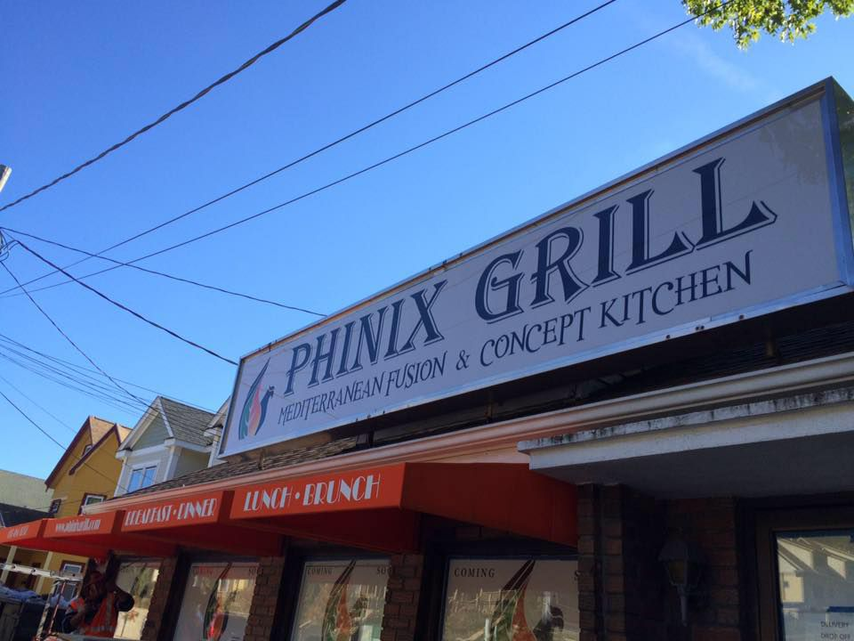 Phinix Grill
