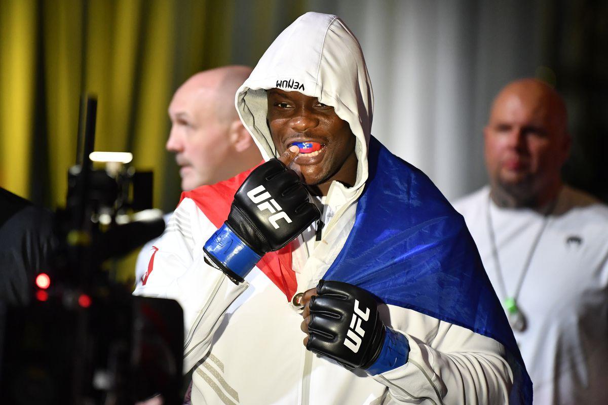 UFC Fight Night: Boser v Saint Preux