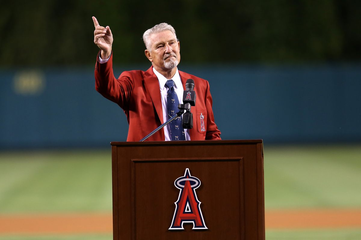 Bobby Knoop, newest inductee to the Angels Hall of Fame