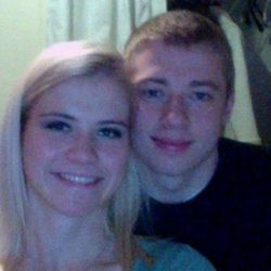Elizabeth Smart and Matthew Gilmour, seen in this photo from Facebook on Thursday, Jan. 19, 2012, are engaged to be married this summer.
