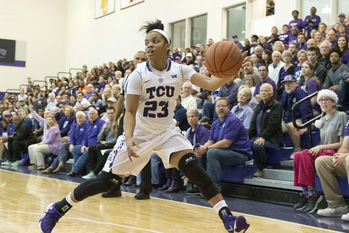 NCAA Womens Basketball: Notre Dame at Texas Christian