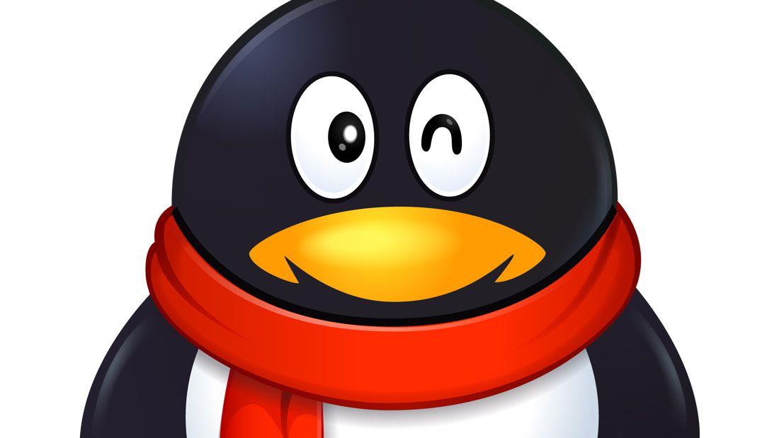 Tencent QQ penguin