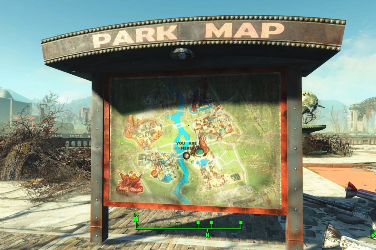 Fo4 Nuka World Map.Fallout 4 Nuka World The Grand Tour Walkthrough Polygon
