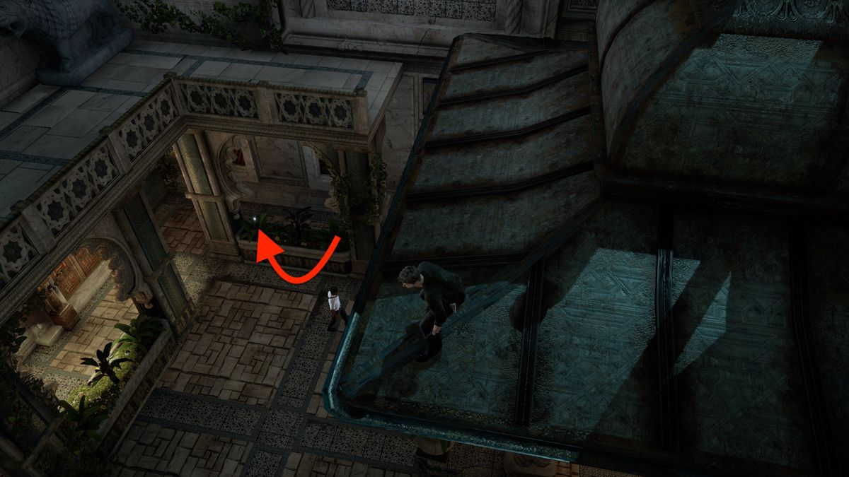 Uncharted 2: Among Thieves 'Breaking and Entering' treasure locations guide