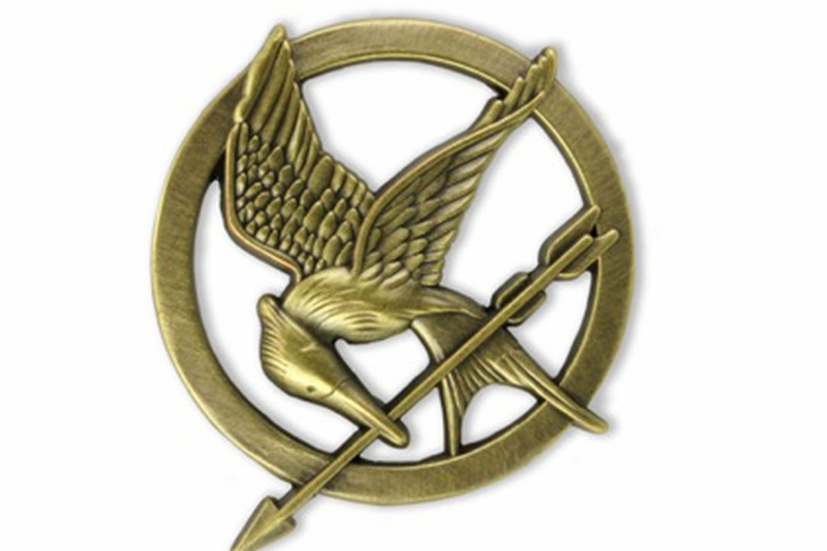 $999 worth of proof that you are, indeed, a fan of the Hunger Games, via Target