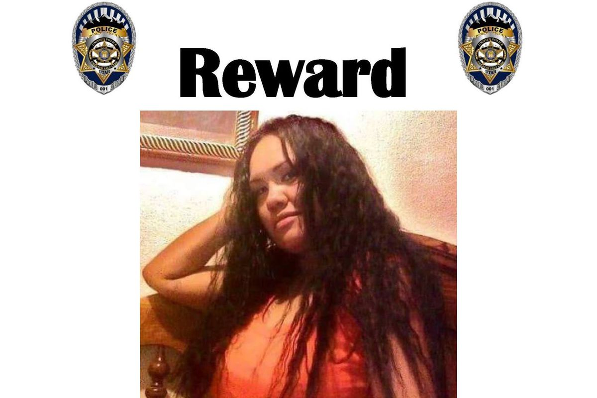 Unified police announced a $1,500 reward for information leading to an arrest in the killing of Akosita Kaufusi, whose body was found near the Great Saltair in August.