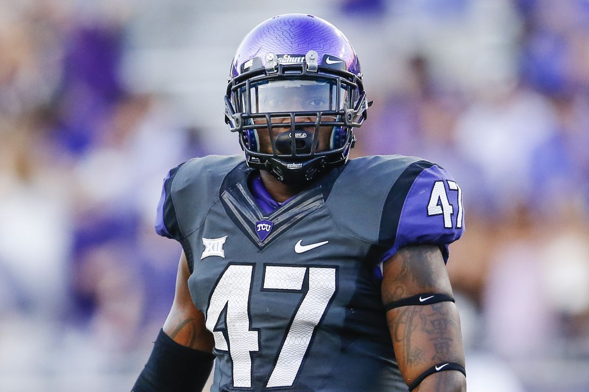 Paul Dawson is Mike Mayock's top linebacking prospect