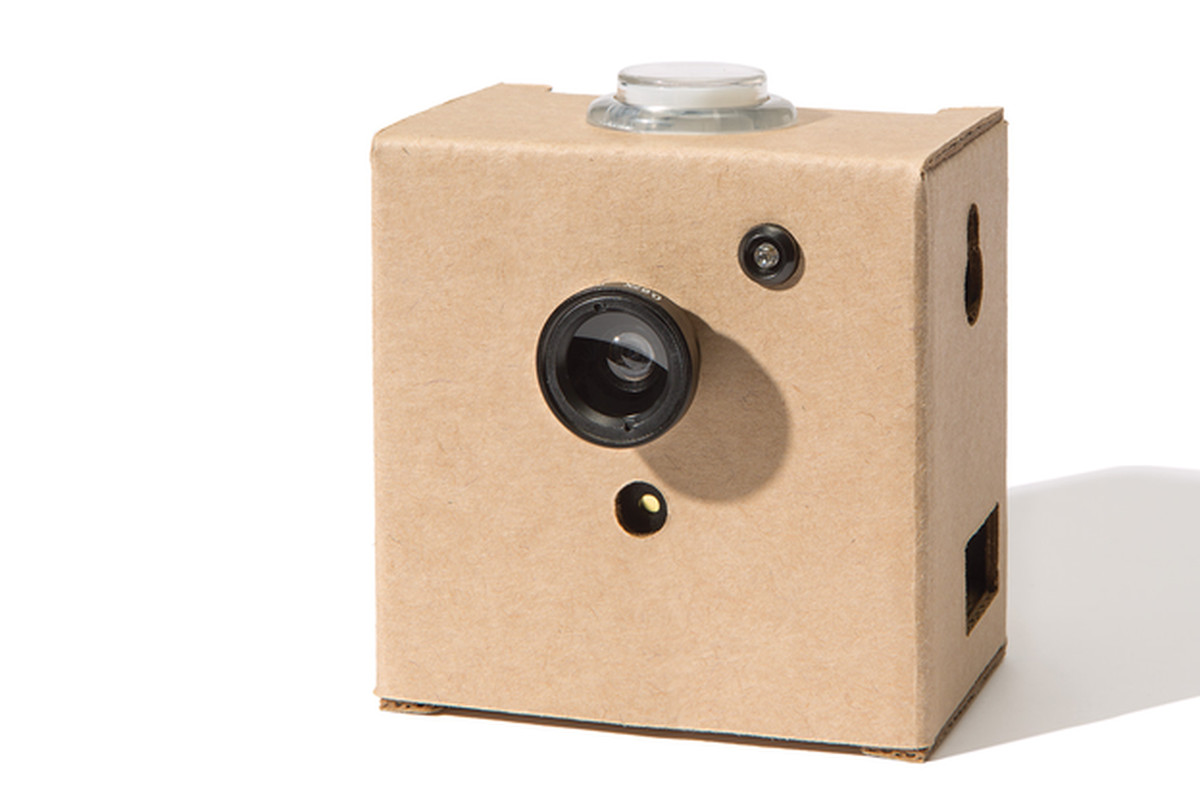 Introducing AIY Vision Kit: Make devices that see