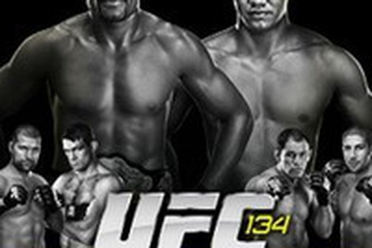 UFC 134