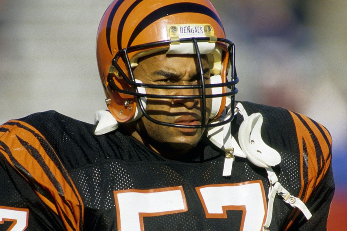 Former Bengals legend Reggie Williams had a scare last month