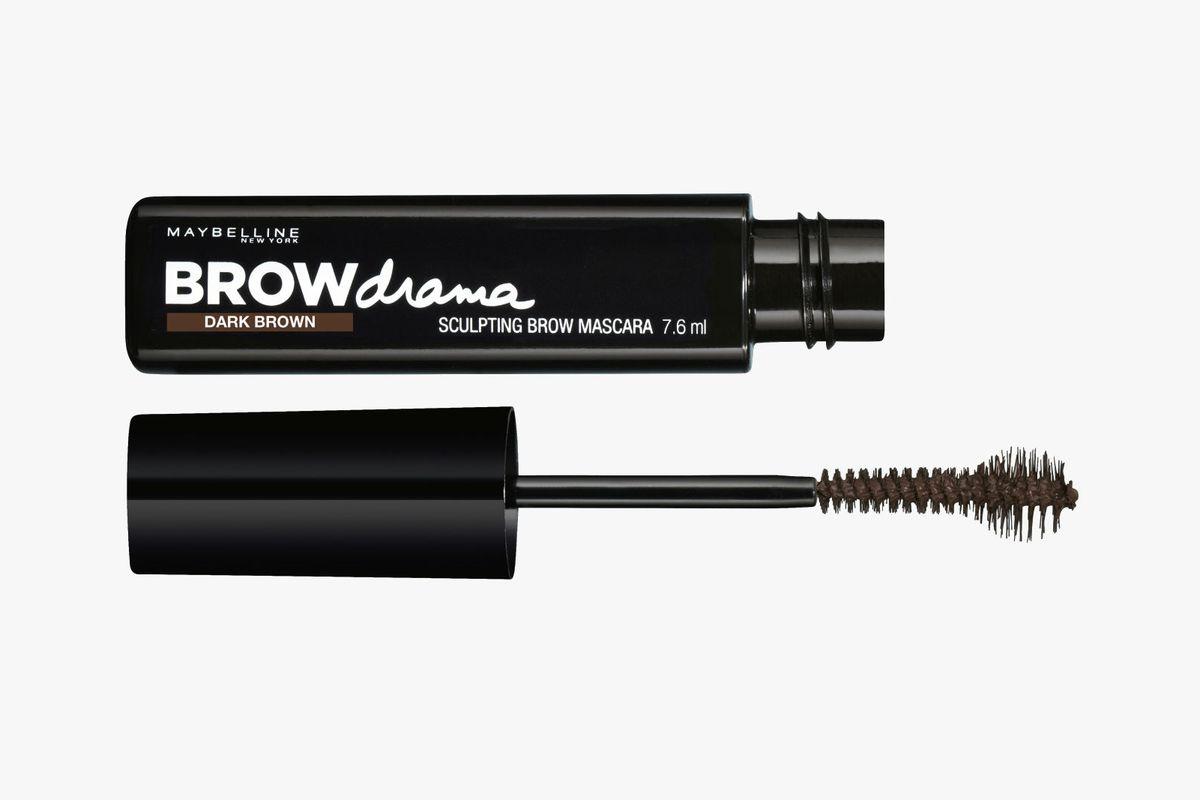 Maybelline Brow Drama Sculpting Eyebrow Gel in dark brown