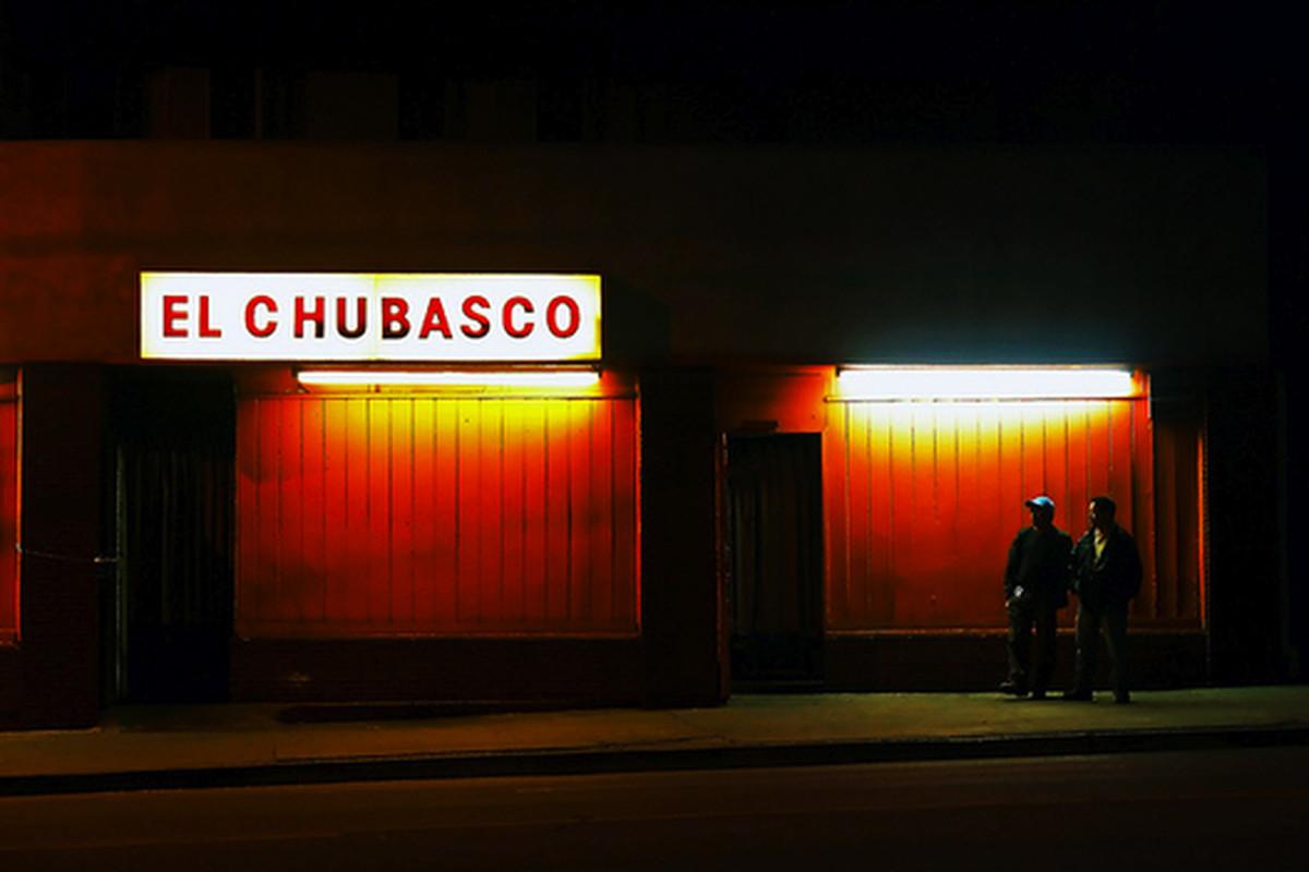 El Chubasco, Echo Park.