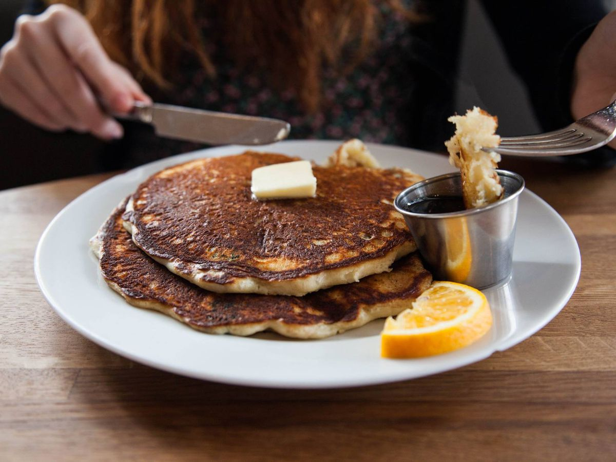 Pancakes at Texas French Bread