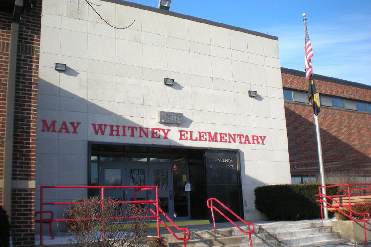 May Whitney Elementary School, 100 Church St. in Lake Zurich, was closed Nov. 18, 2019, after an early-morning fire broke out in a classroom.