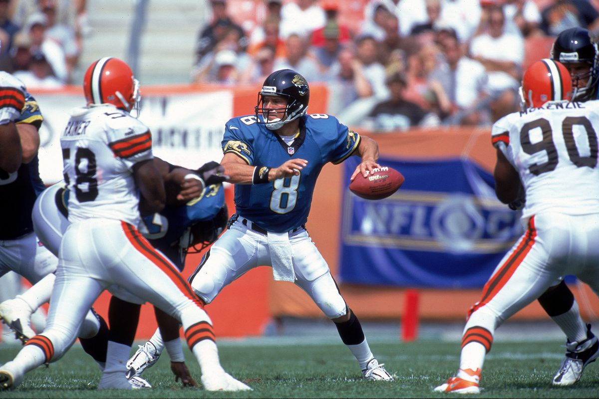 jaguars vs. browns all-time series history: up against another afc