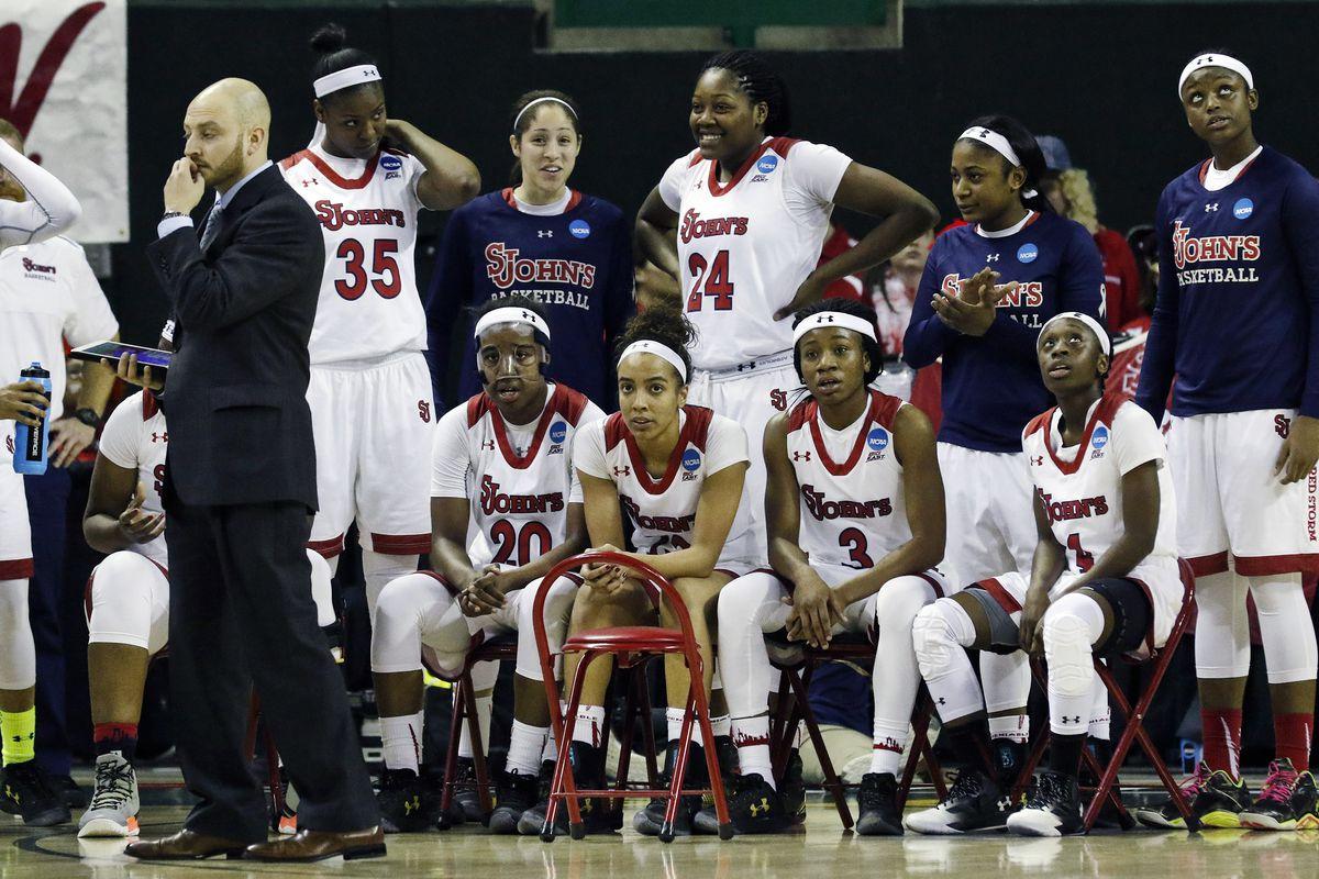 NCAA Womens Basketball: NCAA Tournament-First Round-Auburn vs St. John's
