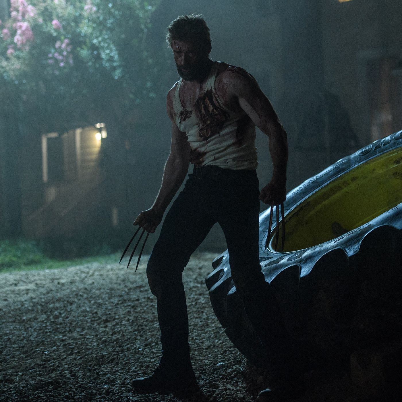 Logan Review Not Just The Bloodiest X Men Movie But Also The Saddest The Verge